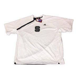 North Carolina State Wolfpack Adidas Shirt Large